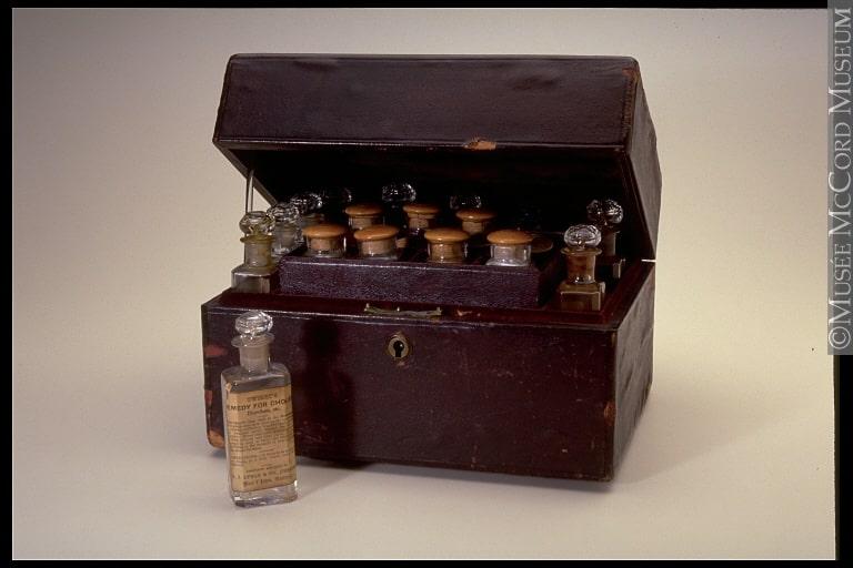 Medicine Chest: McCord Museum